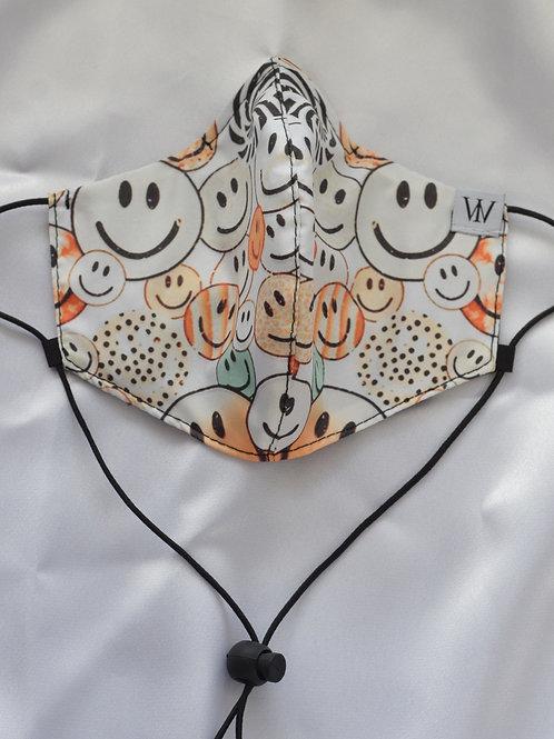 Smile - Adjustable Face Mask
