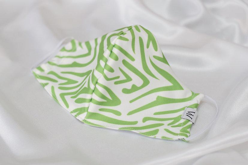 Zebra - Face Mask