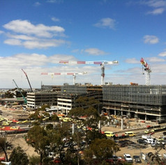 T4 Multi-level Carpark and Civil Works