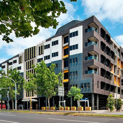 Rathdowne Place Aged Care Facility