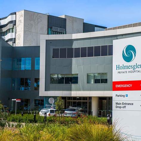 Holmesglen hospital