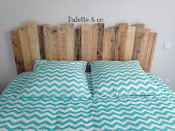 palette co lits et t tes de lit. Black Bedroom Furniture Sets. Home Design Ideas