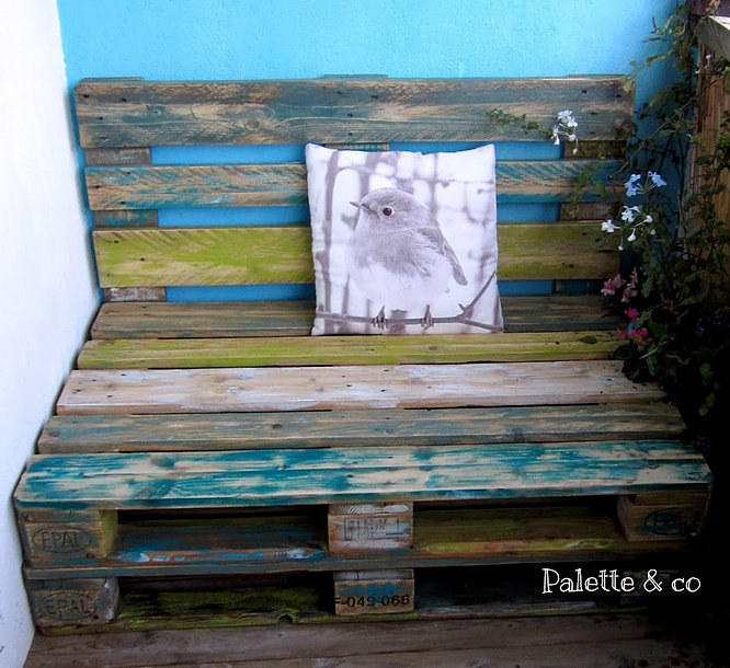 palette co exterieur. Black Bedroom Furniture Sets. Home Design Ideas