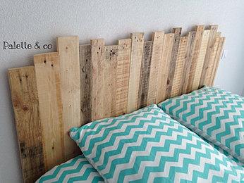 palette co lits t tes de lit et chevets. Black Bedroom Furniture Sets. Home Design Ideas