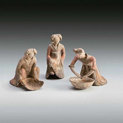 Three Maidservants
