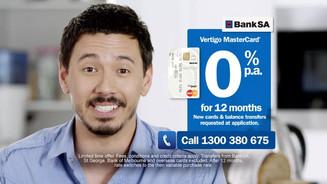 BANK SA VERTIGO