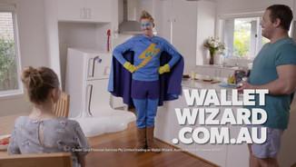 Wallet Wizard Fridge