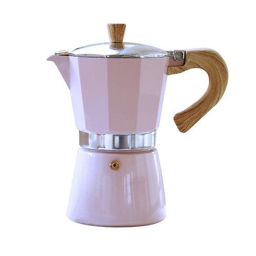 Cafetera Venezia 6 tazas - Pink