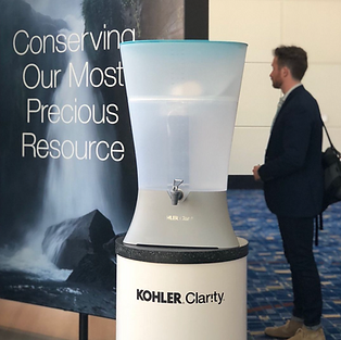 Kohler Clarity puficador de agua
