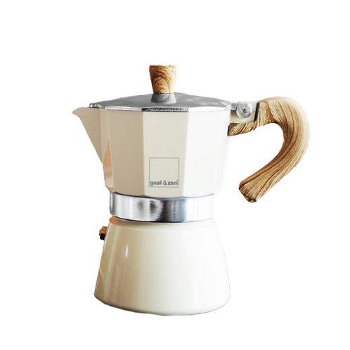 Cafetera Venezia  - Cream
