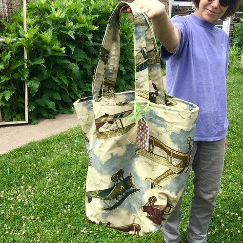 Shopping Bag: Cloth