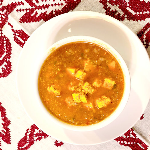 Soup, Indian Tomato Rice, Quart