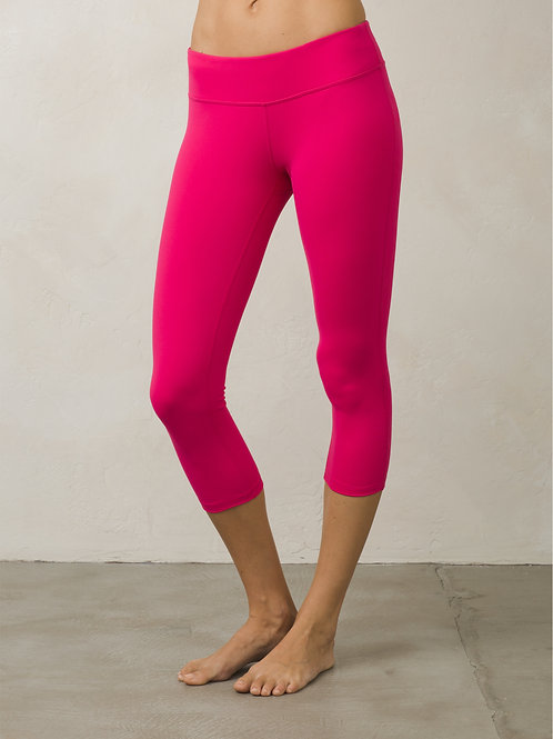 PrAna Ashley Capri - Cosmo Pink