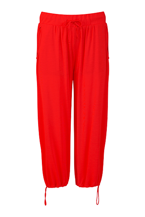 Wellicious - Flawless Pant Skirt - Poppy Red