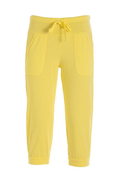Deha - 7/8 Pants - ( gelb)