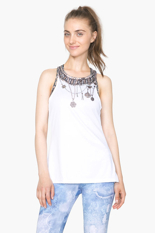 Top Tank Dress Luxury Jeans