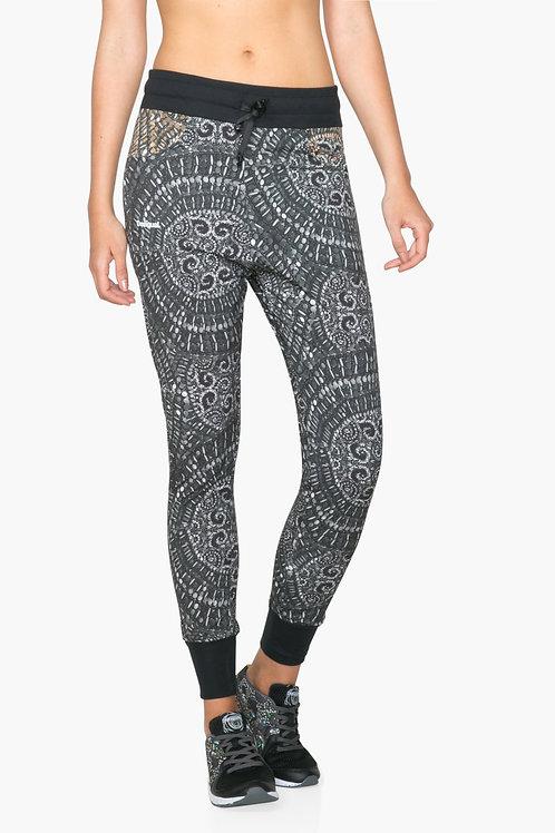 Desigual - Pants Light Luxury Jeans (Jewelery Print)