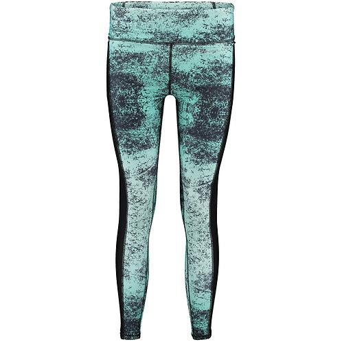 Active Print 7/8 Surf Legging (Green aop)