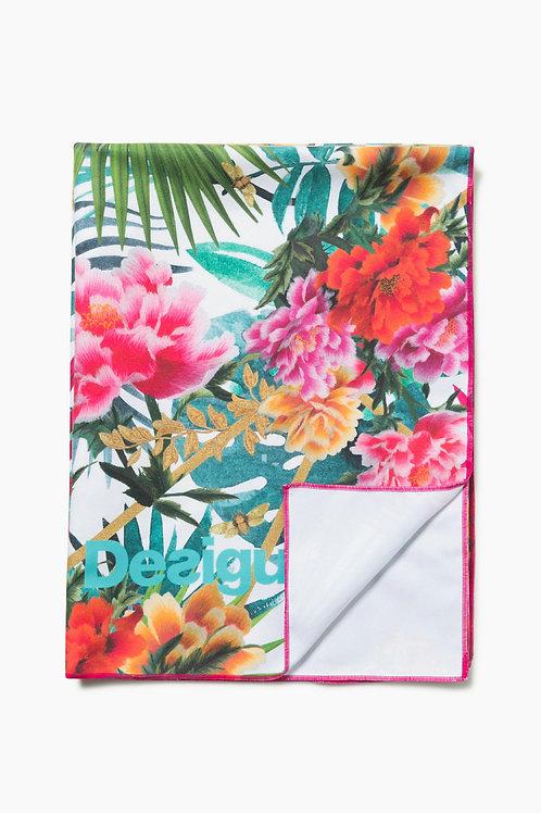 Multipurpose Towel Oritental Tropic