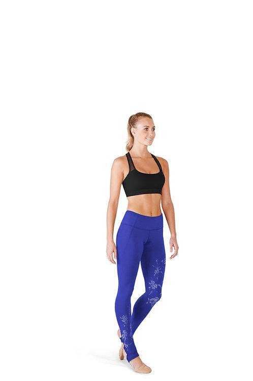 Bloch - VELDA Legging (azure-blossom)