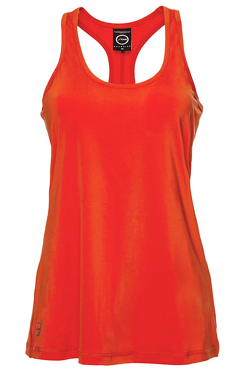 Daily Sports - Jane Tank - Papaya