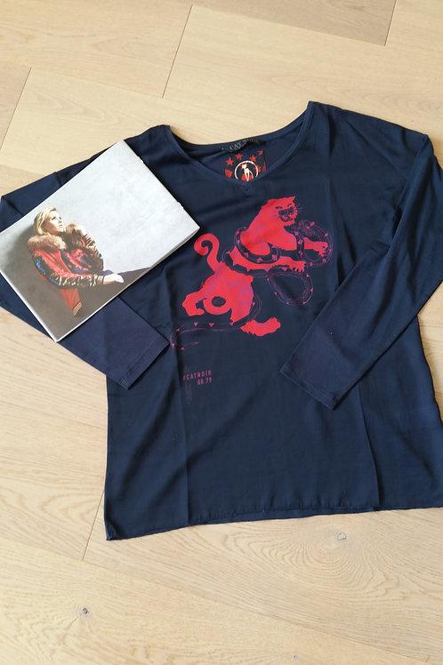Cat Noir - Shirt Lion Red