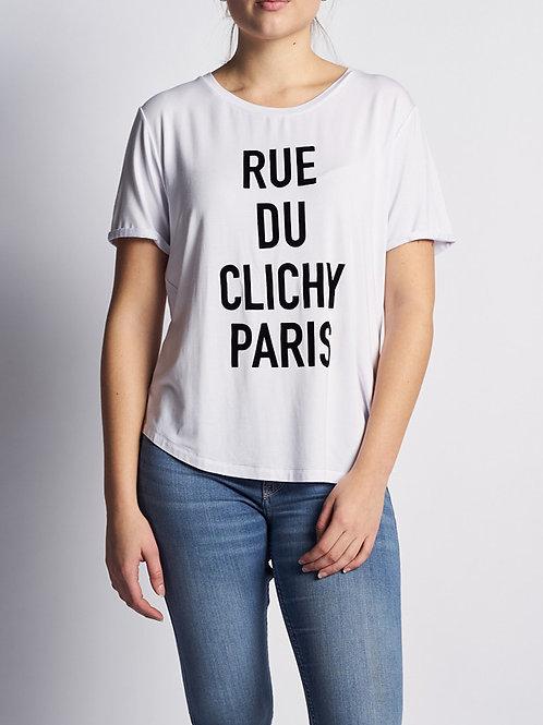 Cat Noir - Shirt Rue Du Clichy