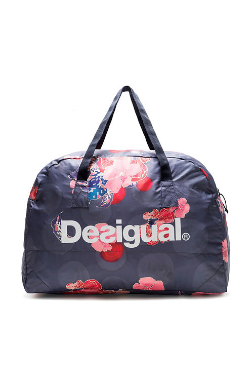 Packable Gym Bag Scarlet Bloom