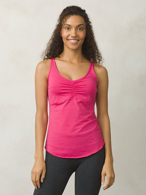 PrAna Dreaming Top - Cosmo Pink