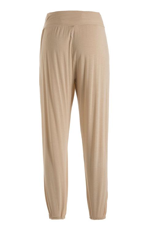 Deha - Wrapped Pants - (beige)
