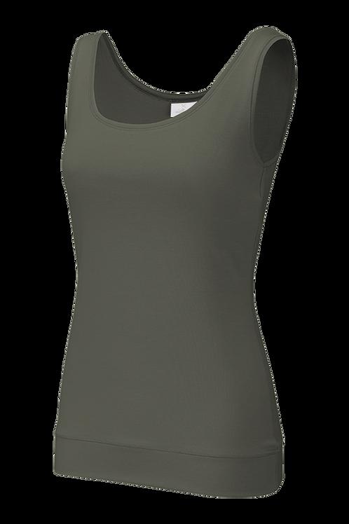 Wellicious - Classic Vest - Evergreen
