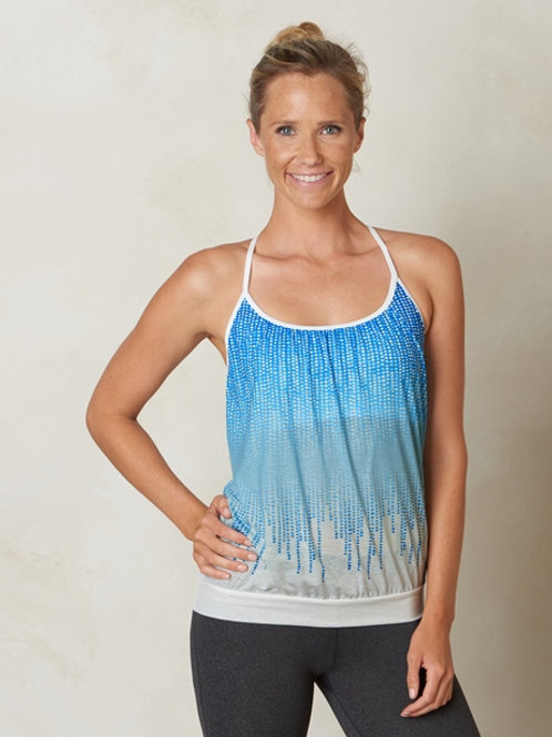 PrAna Meadow Top - Cove Cascade