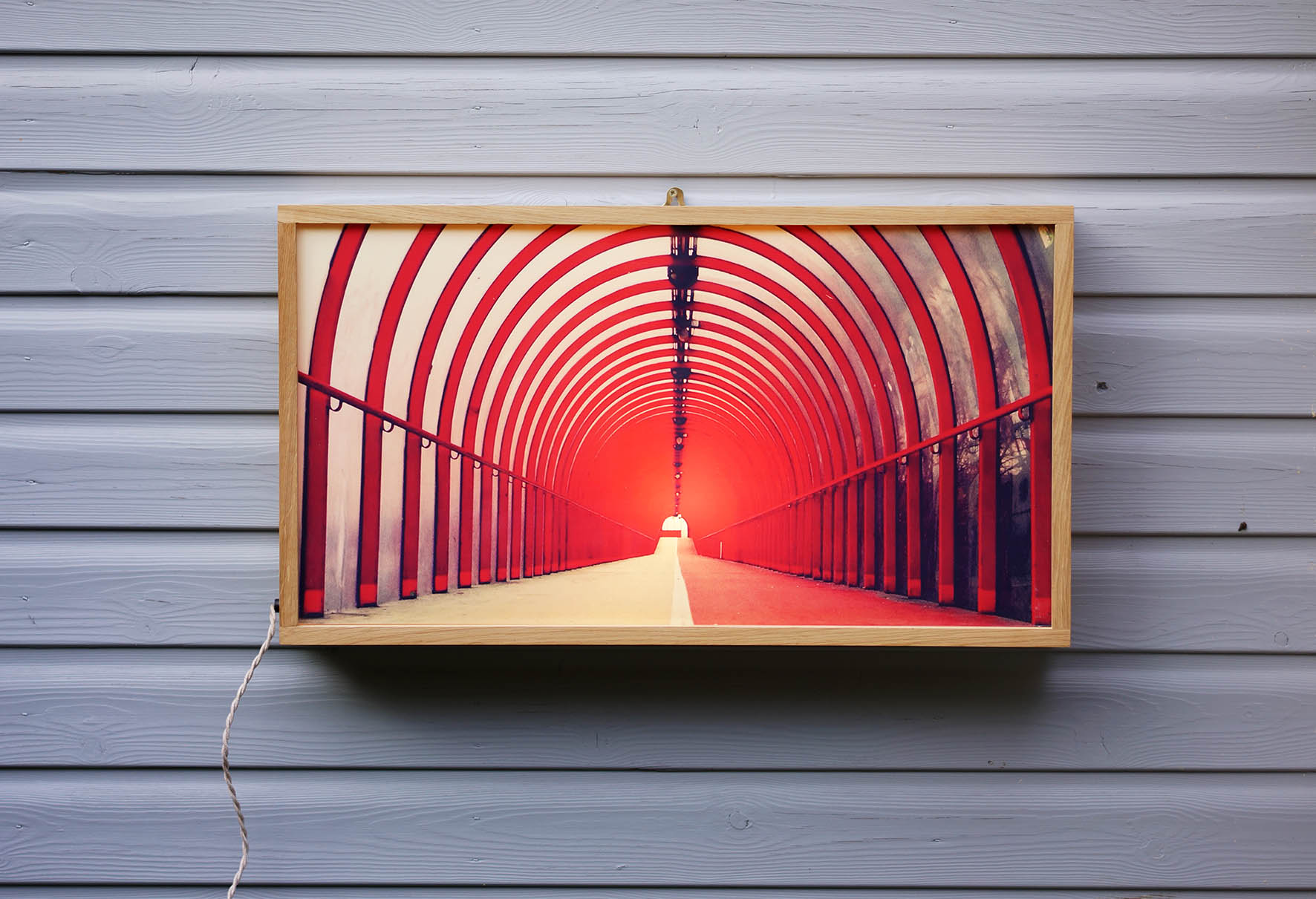 Red Tunnel-Front On-LR