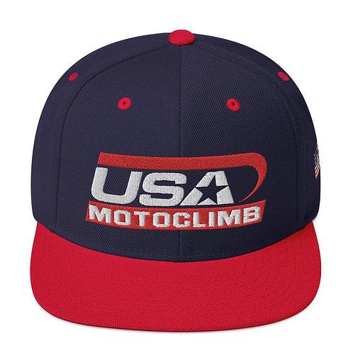 USA Motoclimb Team Hat