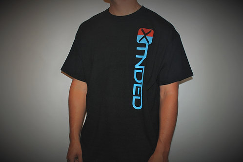 Xtnded Tilted T-shirt (youth sizes available)