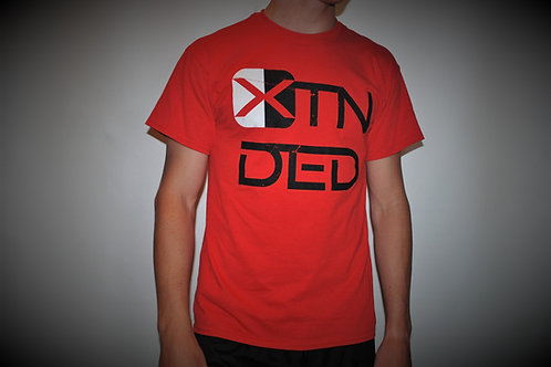 Red Xtnded T-shirt (youth sizes available)