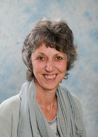 Ein Portraitfoto von Elisabeth Schirmer