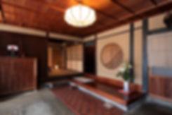 旅館花屋 玄関