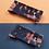 Thumbnail: Black Bleached Tie Dye Nike Socks