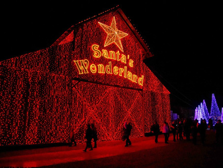 2019 Brings NEW Additions to Santa's Wonderland for the BIGGEST Texas Christmas Ever!