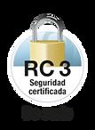 Sello Seguridad RC3
