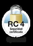 Sello Seguridad RC4