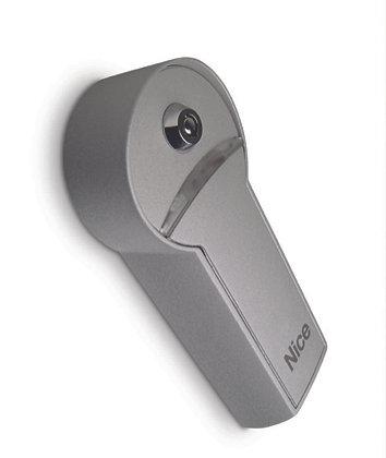 Selector con llave para desbloqueo