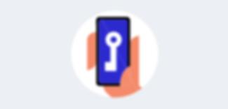 Imagen Abre la puerta con el móvil