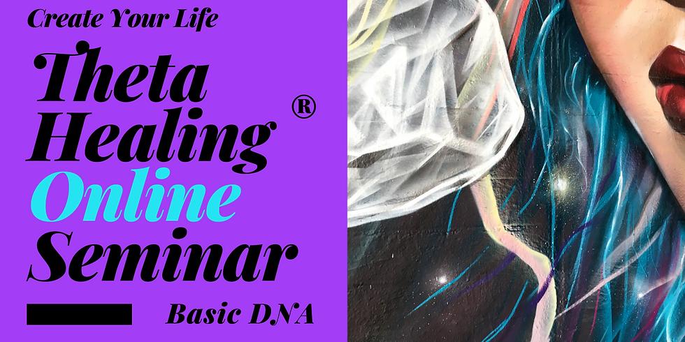 THETAHEALING® BASIC DNA SEMINAR