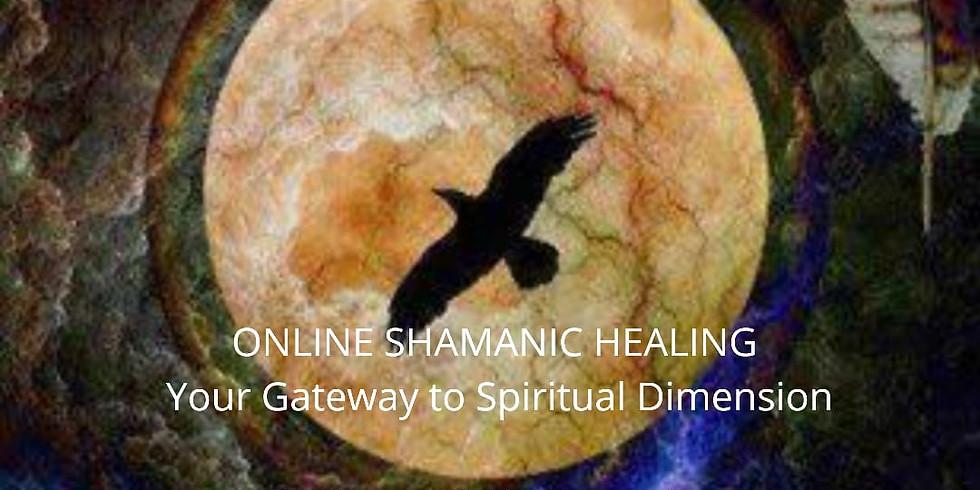 Shamanic Healing Level 1:  Beginners:  Your gateway to Spiritual Dimension