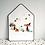 Thumbnail: House Magnetic Slate Board