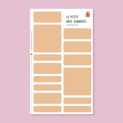 La Petite Note Aimantée_Nude
