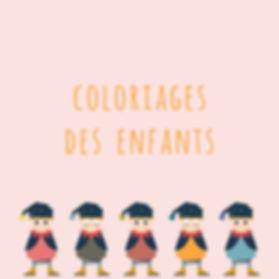 coloriages_ des enfants