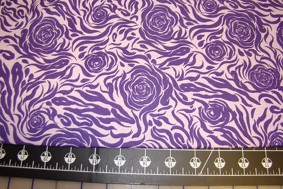 FbQ Accent on Color Roses Purple